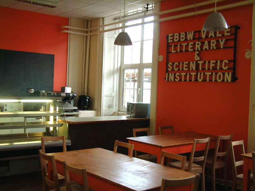 EVi cafe for Energy Efficiency article
