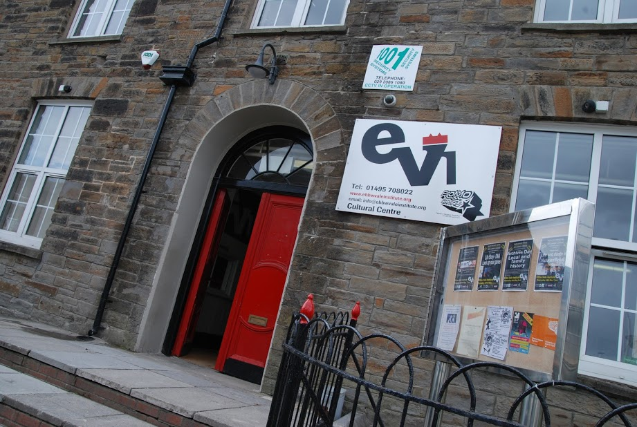 EVi outside for Energy Efficiency article