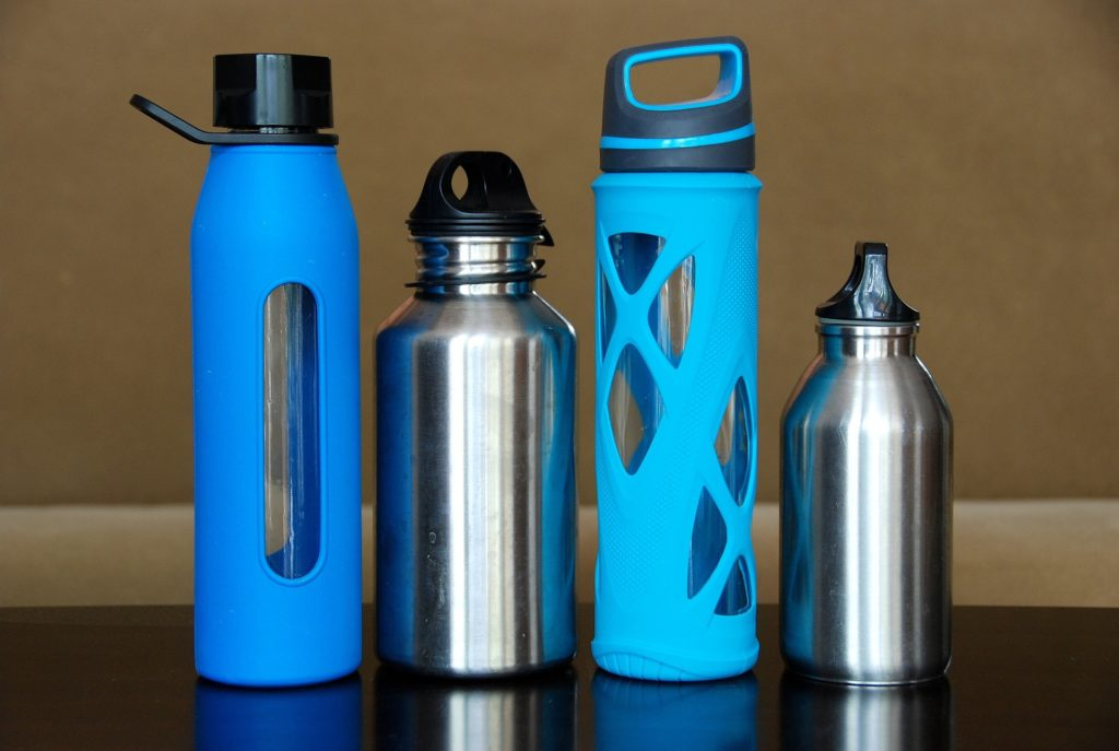 reusable water bottles for 5 Things You Can Do To Help The Earth article