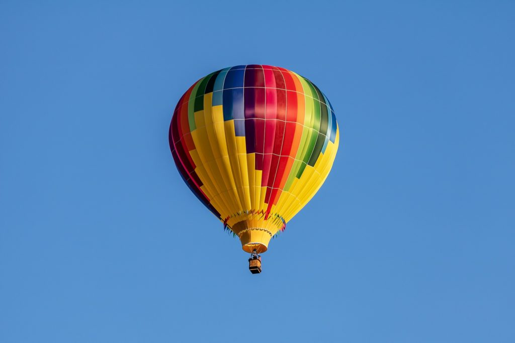 balloon for sustainable article