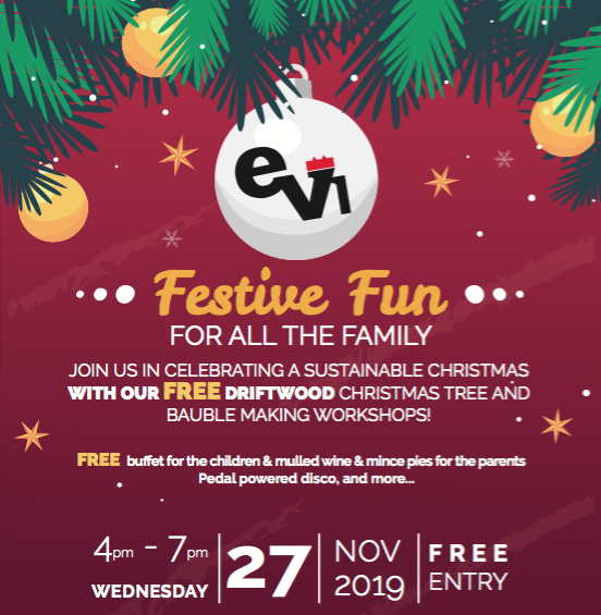 Festive Fun Day - a Sustainable Christmas