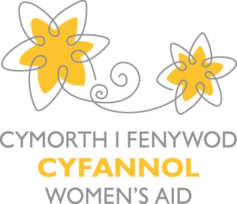 Cyfannol Women's Aid Blaenau Gwent logo
